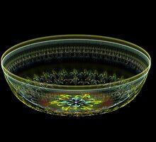 Crystal Bowl by Ann  Van Breemen