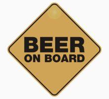 beer on board by squidgun