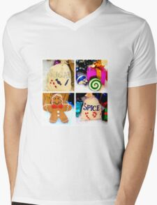 Sugar and spice and all things nice... Mens V-Neck T-Shirt