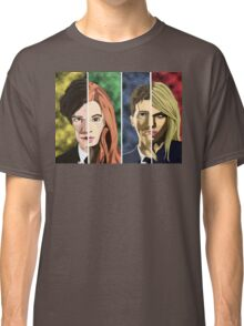 Doctor and Companions Classic T-Shirt