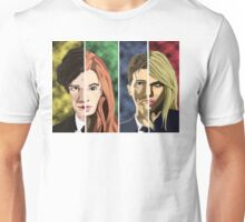 Doctor and Companions Unisex T-Shirt