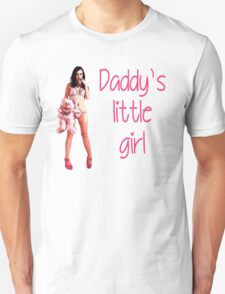 Daddy's little girl Unisex T-Shirt