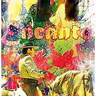 Poster Encanto by Gerard Mignot