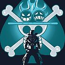 Ace Warrior by piercek26