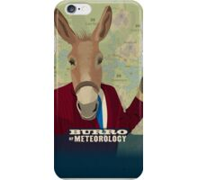 Burro of Meteorology - Sydney iPhone Case/Skin