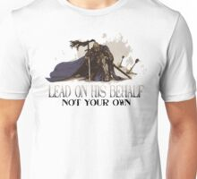 Warrior On His Behalf Unisex T-Shirt
