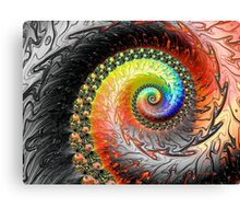 Jump In The Fire Canvas Print