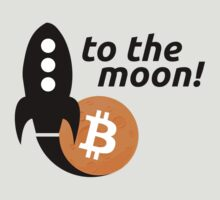 Bitcoin to the moon! by dsa157