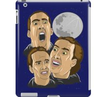 3 Cages Shirt iPad Case/Skin