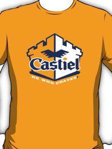 White Castiel T-Shirt