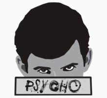 Norman Bates- Psycho Kids Tee
