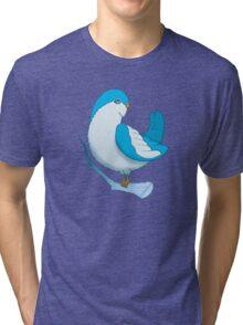 twit the burd Tri-blend T-Shirt