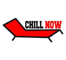 Chill now Lounger relaxation holiday sleeping spel by Style-O-Mat