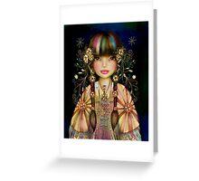 Rainbow Princess Greeting Card