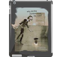 ZombieRoad iPad Case/Skin
