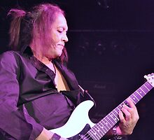 band red dragon cartel feat guitarist Jake e lee (ex ozzy) by prsrocktography