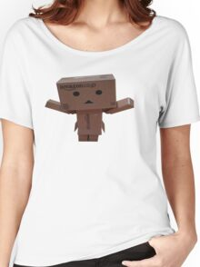 Danbo cardboard guy Women's Relaxed Fit T-Shirt