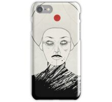 Lady iPhone Case/Skin