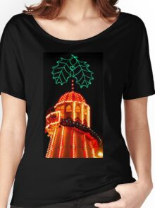 Helter Skelter Glasgow George Square Women's Relaxed Fit T-Shirt