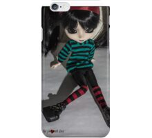 Klara - fashion day iPhone Case/Skin