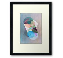 Graphic 117 X Framed Print
