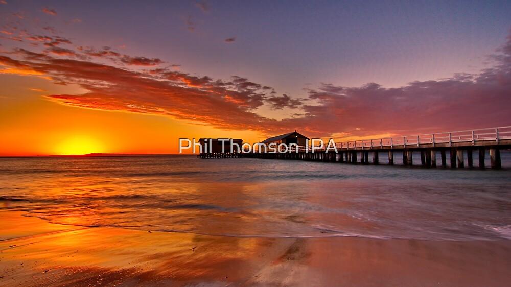"""Queenscliff Summer Dawn"" by Phil Thomson IPA"