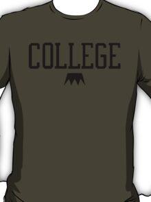 I Love College T-Shirt