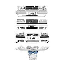 Volvo Fab Four by Stinky1138