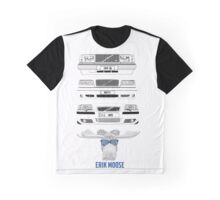 Volvo Fab Four Graphic T-Shirt