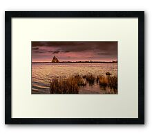 Fairfield Framed Print