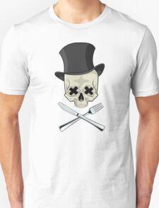 Dead Pancakes skull T-Shirt