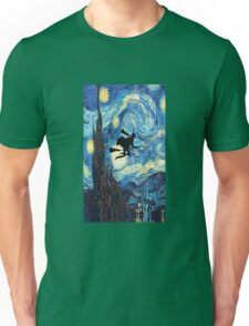Harry Potter The Starry Night  Unisex T-Shirt