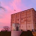 Norwich Castle at Sunset by SaraHardman