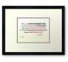 The Worl'ds Greatest Club Framed Print