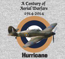 Hawker Hurricane One Piece - Long Sleeve