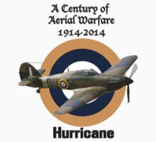 Hawker Hurricane by Mil Merchant