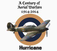 Hawker Hurricane by Mil Merchant