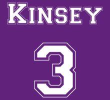 Kinsey3 - White Lettering by mslanei