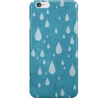 Raindrops or tears?  iPhone Case/Skin