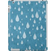 Raindrops or tears?  iPad Case/Skin