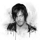 Twd Daryl Dixon by Emiliano Morciano