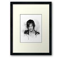 Twd Daryl Dixon Framed Print