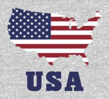 FIFA COUNTRIES - USA by imancruz