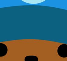 "ABC Bears - ""P Bear"" Sticker"