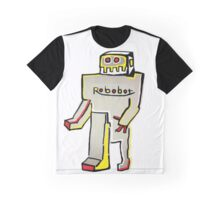 Robobot 2 Graphic T-Shirt