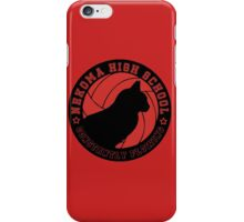 Haikyuu!! Nekoma VBC Logo iPhone Case/Skin