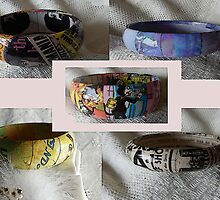 Bangle Showcase - please read description by sarnia2