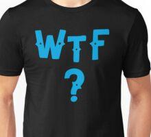 W T F? Unisex T-Shirt