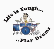 Play Drums! by dcroffe