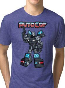 AUTOCOP Tri-blend T-Shirt